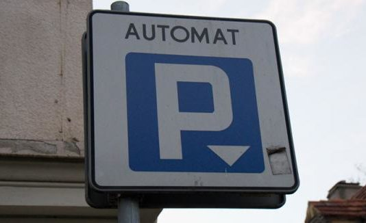 Parking w Zielonej Górze