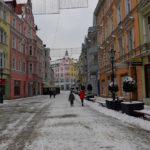 Zima w Zielonej Górze 2017