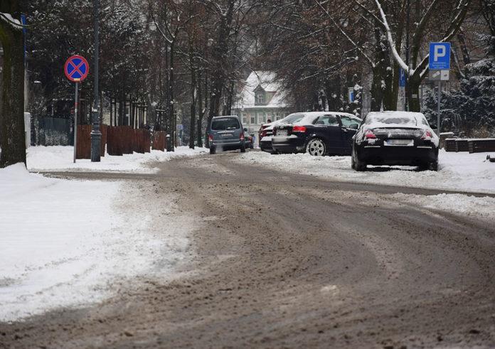Zima Zielona Góra 2017