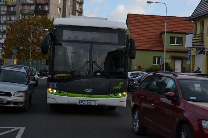 Elektryczne autobusy w Zielonej Górze