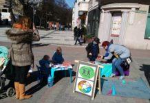 Pociąg do tolerancji w Zielonej Górze w ramach przeciwdziałania rasizmowi