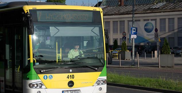 Przetarg na autobusy Zielona Góra