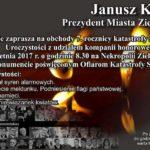 Obchody rocznicy katastrofy smoleńskiej Zielona Góra