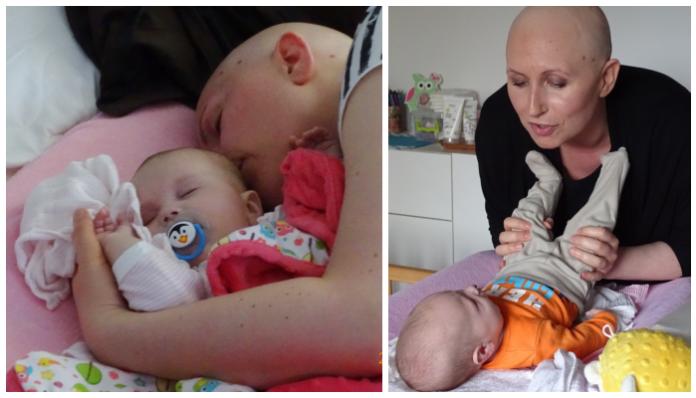 Ciąża i rak. Życie i śmierć