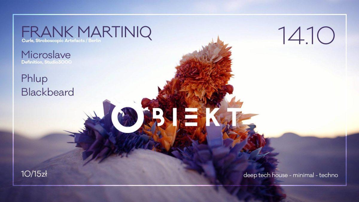 Frank Martiniq [Curle, Stroboscopic Artefacts  Berlin