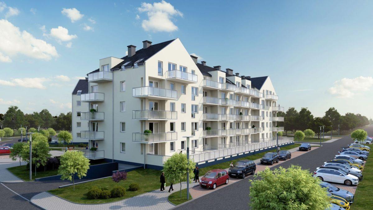 Komfortowe mieszkania w zacisznej okolicy będą gotowe w   -> Kuchnia Francuska Zielona Góra