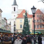 Jarmark Bożonarodzeniowy 2017 w Zielonej Górze