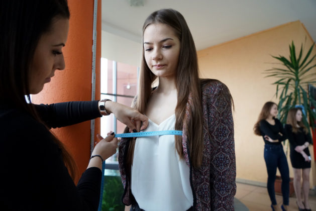Casting do tytułu Miss Ziemi Lubuskiej