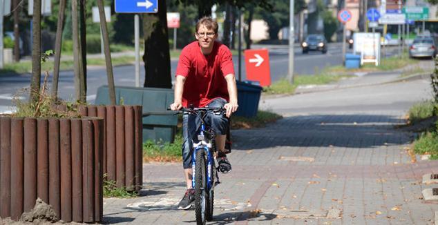 ścieżki rowerowe w woj. lubuskim