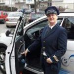 Wiceprezydent w roli szofera