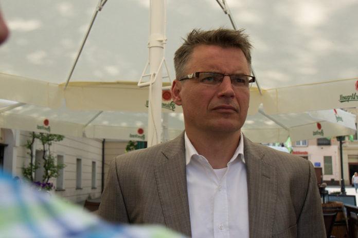 Prezydent Janusz Kubicki