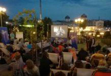 Kino Osiedlowe w Ogrodzie Botanicznym już w sobotę
