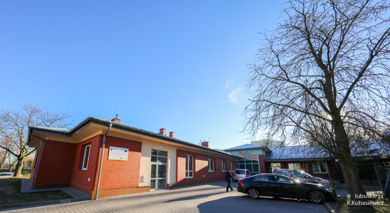 rozbudowa hospicjum w Zielonej Górze