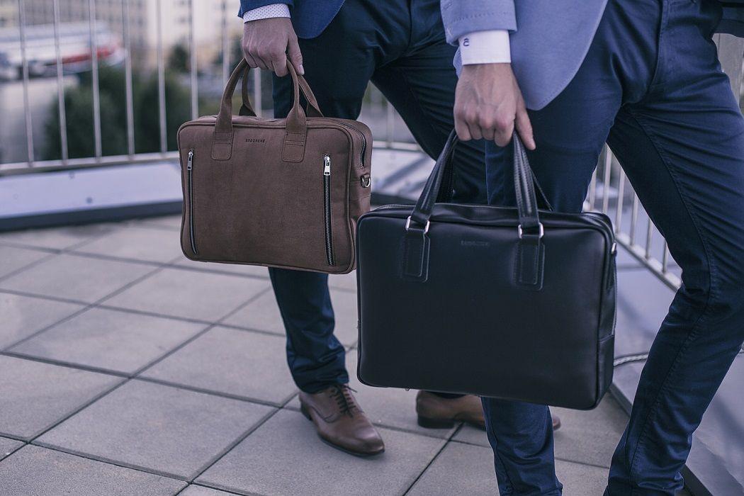 19340d6ce99ce Męskie torby – ważny element współczesnych stylizacji dla panów ...