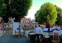 Niedzielne koncerty przy Filharmonii w Zielonej Górze