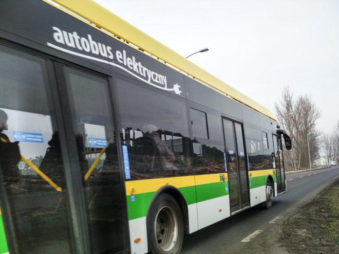 Autobusy elektryczne Zielona Góra