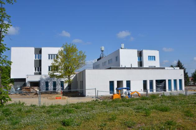 szkoła przy ul. Energetyków w Zielonej Górze