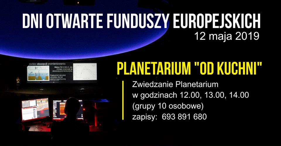 planetarium od kuchni