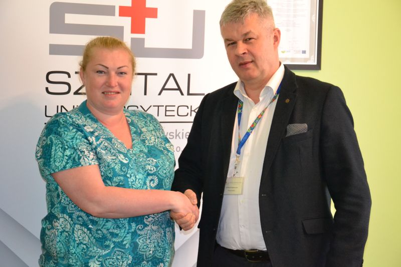 Nowy kierownik oddziału położniczo-ginekologicznego w Zielonej Górze