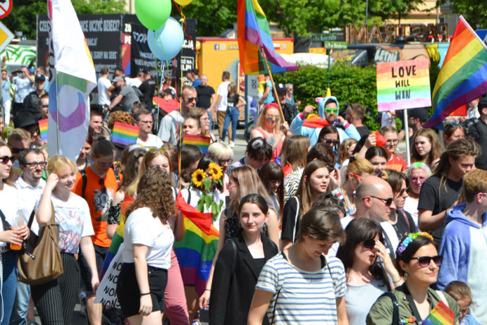 II Marsz Równości w Zielonej Górze ZDJĘCIA. Zobacz!