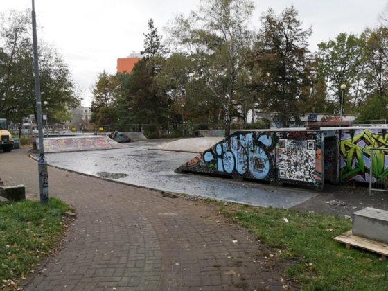 skatepark Zielona Góra