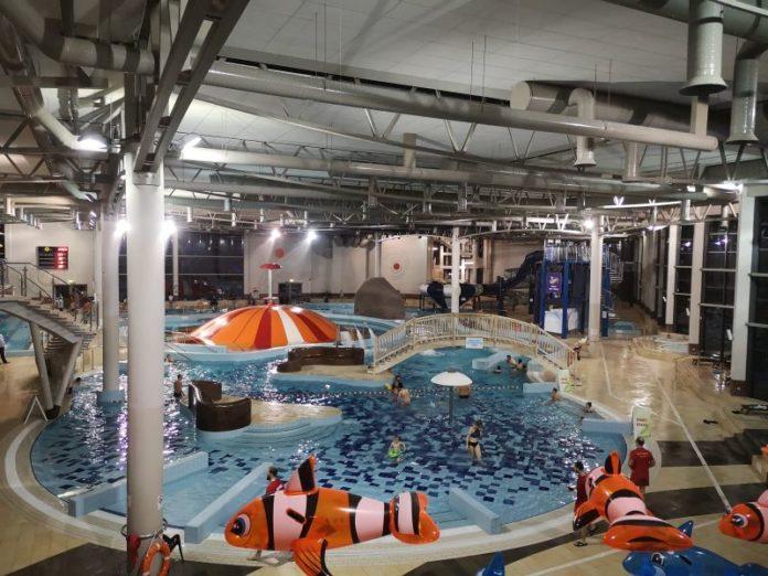 otwarcie basenu w Zielonej Górze