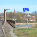 most w Cigacicach Odra