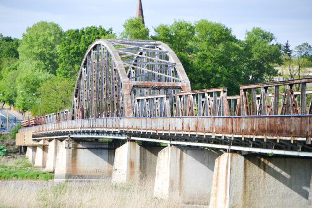 remont mostu w Cigacicach