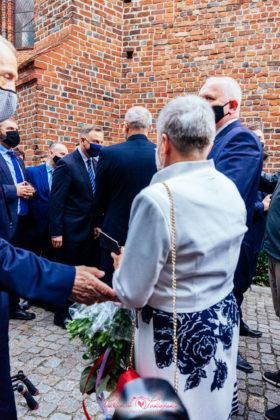 Andrzej Duda w Zielonej Górze. Zobacz zdjęcia i wideo!
