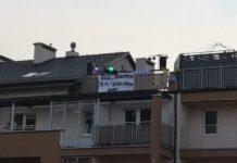 dyskoteka balkonowa w Zielonej Górze po raz kolejny