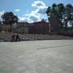 plac teatralny w Zielonej Górze koncerty
