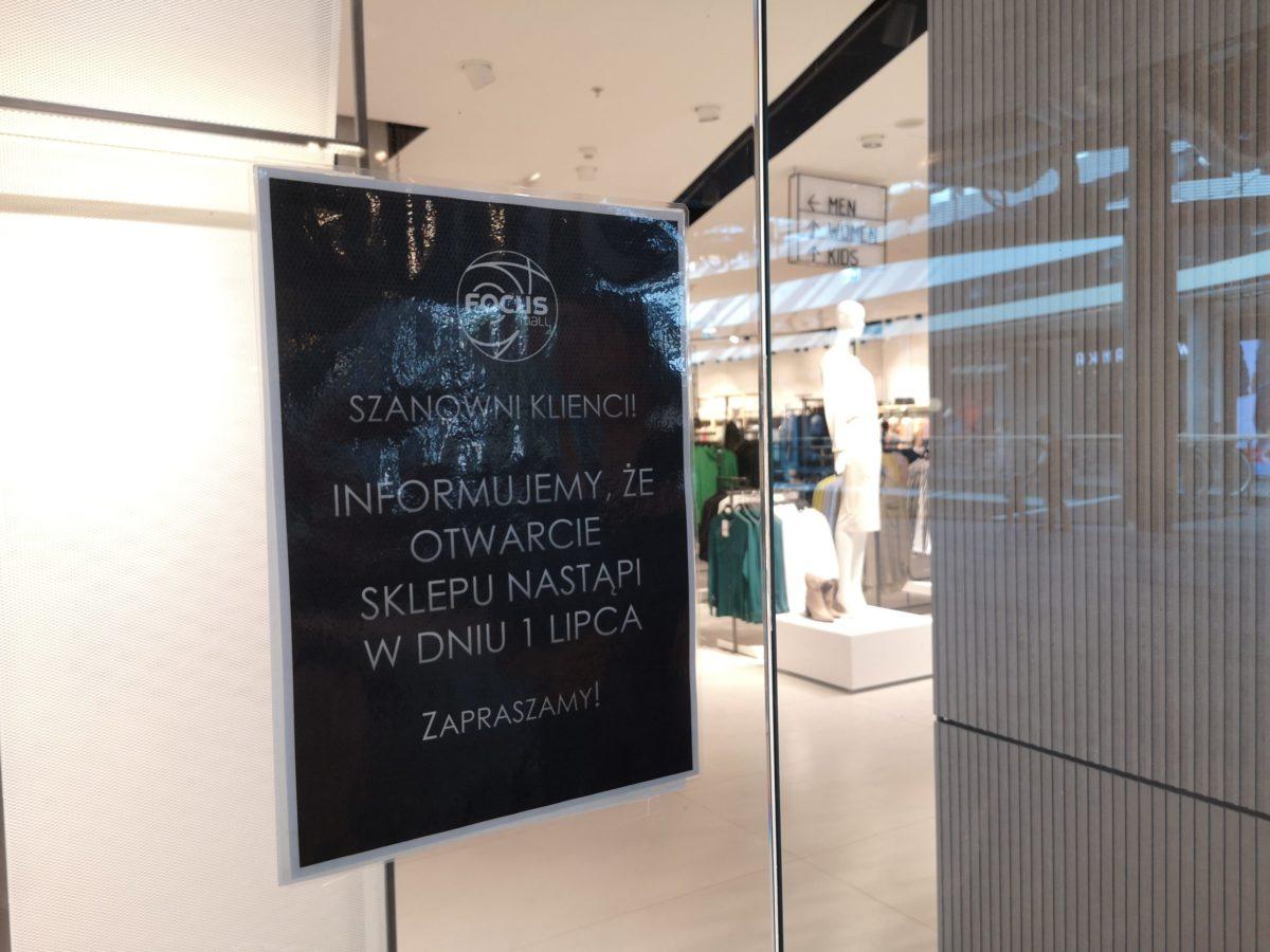 Reserved, Sinsay i Cropp w Focus Mall otwarte
