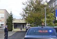 Atak uczennicy w szkole w Zielonej Górze